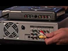 TVs & DVD Players : How to Transfer Movies From VHS to DVD