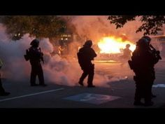 ABC news coverage of the Vancouver riots 2011 (compare with CBC news coverage) #sensationalism