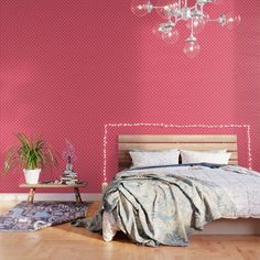 IMPORTANT: make sure to order enough panels to cover your wall or surface (size options below). Our peel and stick Wallpaper is easy to apply and take off, leaving no adhesive residue. Featuring sharp, vibrant images, Wallpaper patterns are ideal for accent walls, flat surfaces and temporary installations (like parties!). Available in three floor-to-ceiling sizes.     - Panel size options in feet: 2' (W) x 4' (H), 2' x 8', 2' x 10'  - Printed on... White Background Wallpaper, Peach Wallpaper, Peel And Stick Wallpaper, Wallpaper Art, Tartan Wallpaper, Pattern Wallpaper, Living Room Decor, Bedroom Decor, Entryway Decor