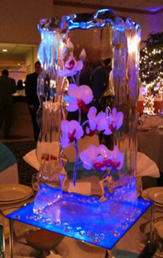 Lovely Ice Sculpture,