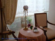 2005年11月***「Chez Mimosa シェ ミモザ」   ~Tassel&Fringe&Soft furnishingのある暮らし  ~   フランスやイタリアのタッセル・フリンジ・  ファブリック・小家具などのソフトファニッシングで  、暮らしを彩りましょう      http://passamaneriavermeer.blog80.fc2.com/