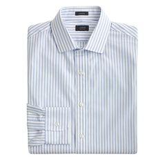 J.Crew+-+Ludlow+spread-collar+shirt+in+fresh+pond+stripe