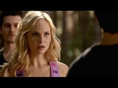 The Vampire Diaries: 6x03 - Stefan Trys To Kill Enzo & Caroline Gets Between Them - YouTube