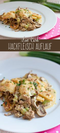 Low Carb Sellerie Hackfleisch Auflauf - Düşük karbonhidrat yemekleri - Las recetas más prácticas y fáciles Best Nutrition Food, Health And Nutrition, Sports Nutrition, Menu Dieta Paleo, Cena Paleo, Law Carb, Low Carb Recipes, Healthy Recipes, Carne Picada