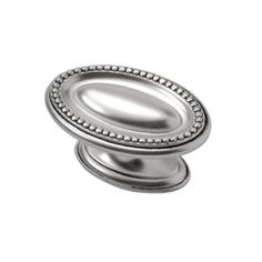 Belwith Keeler Altair Beaded Oval Knob