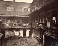 1880's London. More if you got to the website.