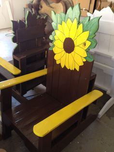 Sunflower Chairs