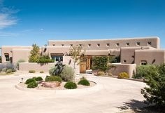 This home is so #unique! Very typical design of the South West. Sandia Park, New Mexico Coldwell Banker Legacy