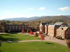 Roanoke College, the Lutheran College of Virginia, reflects Luther's own advocacy for excellent education. The Virginia Synod of the ELCA's bishop maintains an administrative office there.