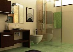 2 BHK - Bathroom -  www.kumaondevelopers.com