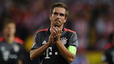 Bayern Munich captain Philipp Lahm to retire at end of the season
