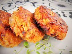 Sio-smutki: Kotlety z kaszy gryczanej i kapusty kiszonej Tandoori Chicken, Cauliflower, Vegetables, Ethnic Recipes, Food, Salad, Cauliflowers, Vegetable Recipes, Eten