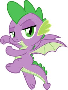 """After 7 seasons and 180 episodes, Spike finally got his wings. Spike is truly growing up. """"The Glorious Spike cometh, behold, behold. My Little Pony Twilight, Mlp Twilight, Twilight Sparkle, Mlp Spike, Little Poni, Imagenes My Little Pony, Party Invitations Kids, My Little Pony Pictures, Mlp Pony"""