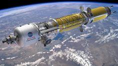 Como os foguetes termonucleares da NASA nos levarão para além de Marte - Notícias - Instituto de Engenharia