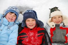 When it snows, most children have fun by engaging in snowball fights, sledding, building snowmen, and making snow angels. However, it is important for parents to prepare their children for the cold weather. Nathan Timm, MD, an emergency medicine physician at Cincinnati Children's, says it's important for children to stay active during the winter and offers tips for parents to keep their child safe, healthy and happy while playing outside this winter.