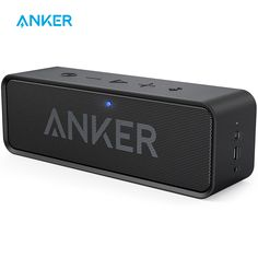 Anker SoundCore Portable Wireless Bluetooth Speaker with Dual Driver, 24 Hour Playtime, 66 Foot Bluetooth Range & Built in Mic-in Portable Speakers from Consumer Electronics on Aliexpress.com | Alibaba Group