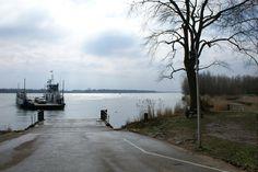 Met de veerboot naar Noord-Brabant!