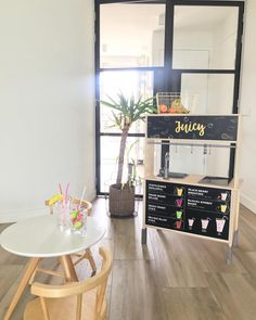 Do you own Ikea& Duktig — the kid& play kitchen? If so, check out th. Do you own Ikea& Duktig — the kid& play kitchen? If so, check out these 16 insanely gorgeous DIYs to make the toy even cooler. Ikea Kids Kitchen, Diy Play Kitchen, Kitchen Oven, Duktig, Ikea Toys, For Elise, Kitchen Trends, Kitchen Furniture, Cool Kitchens