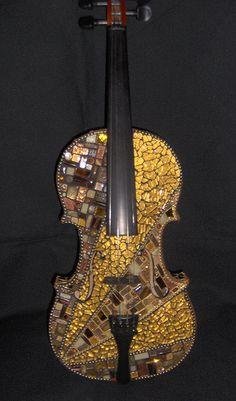 TG Violin by Sherry