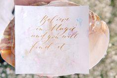 #message #handwritten #calligraphy #gold #pointedpen calligrapher #moderncalligraphy #charmink #scrisdemana #scriscupenita #caligrafie #caligrafiat #weddinginspiration #weddings #events #placecard #notecard #stationery #papetarie #evenimente Believe In Magic, Modern Calligraphy, Service Design, Note Cards, Hand Lettering, Place Cards, Stationery, Artsy, Wedding Inspiration