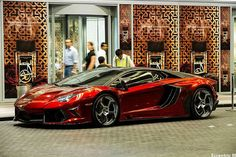 Awe-Inspiring Lamborghini Aventador LP700-4