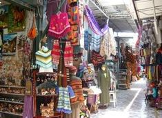 Artisan Markets in Miraflores, Lima, Peru ~ Inka Plaza and the Indian Market   Best in Latin America