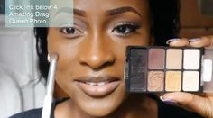 black women makeup tutorial | hair beauty hair beauty