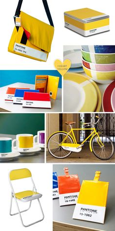 I love all things Pantone, too....great blog by Tanya Williams