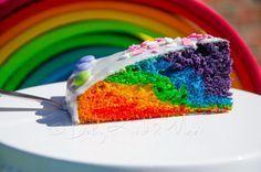 Regenbogenkuchen 2