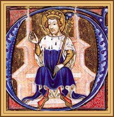 Edward the Confessor, the son of Ethelred the Redeless and Emma of Normandy, was born at Islip in 1004.