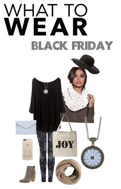 What to Wear | BLACK FRIDAY by heathermichelle85 on Polyvore featuring Dex, Sbicca, Rebecca Minkoff, Marc, MANGO, Charlotte Russe and Casetify