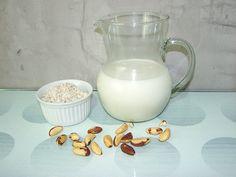 como fazer leite de amêndoas em casa borboletas na carteira-9