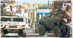Otokar COBRA better than Humvee (Afghanistan UN peace mission)(armored combat vehicle apc)