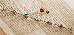 Just beautiful. Simple bracelet by T. Tillander