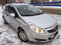 дизельки: Продажа Opel Corsa D 1.3d MT (90 л.с.) в Москве
