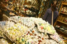 Easter eggs are seen at an Easter market in the western Austrian city of Innsbruck March 29, 2012.