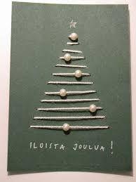 Bilderesultat for joulukortti ideoita