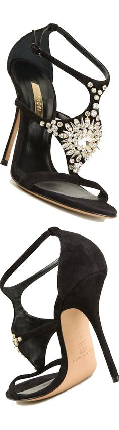 Casadei Step it up with A Statement-Making Sandal or Pump! Via LookandlovewithLolo