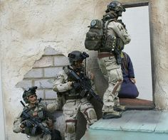 Special Force diorama