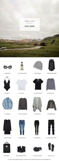 One carry-on for Iceland in the summer? It's possible. Here's what to pack for a summer trip to one of my favorite places: Iceland.
