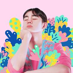 〰 Haqi & Marylou 〰 A fresh-vivid collaboration with illustrator from France, @maryloufaure. Her youthful and rainbow-filled illustration captivate everyone's eye ✨ ⠀⠀⠀⠀⠀⠀⠀⠀⠀ ⠀⠀⠀⠀ Make-up by @gabriellvii Hairstyle by @danputera Videographer by @istynm ⠀⠀⠀⠀⠀ Talent @arnoldteja