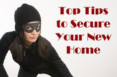 Securing Your New Home - Even if your new home is turn-key, before you move in is an ideal time to have the security checked, updated, or new features installed. But, where do you start when securing your new home?
