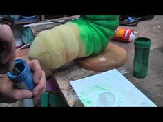 Silicone Puppet Skin - YouTube