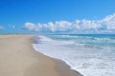 Ocracoke Beach. Photo by Candice Cobb
