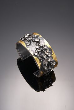 """""""Oriental Hill Cuff"""" Created by So Young Park"""
