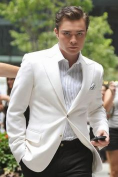 Ed Westwick Style, Fashion & Looks | Men with style