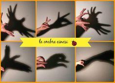 la maggiolina: Che fascino, le ombre cinesi!!!