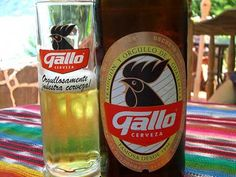 Cerveza Gallo / Famosa Beer