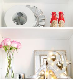 The Truth About My Shoe Closet & How to Organize Shoes Shoe Organizer, Shoe Storage, Shoe Closet, Store Design, Beautiful Shoes, Vanity, Organization, Inspiration, Grocery Store