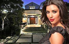 Inside Kim Kardashian's Rumored New 40 Thousand Dollar/Month Rental